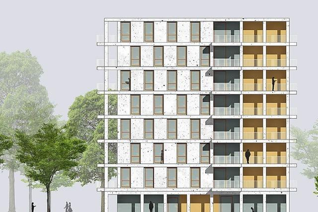 Evangelische Hochschule zieht in das geplante Wohnheim in Weingarten