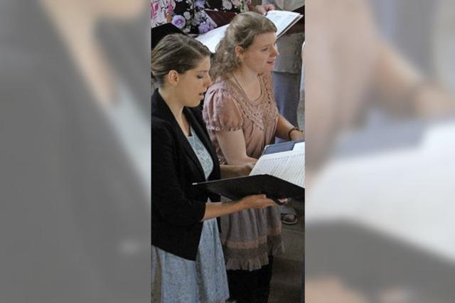 Haydn-Messe bereichert Gottesdienst