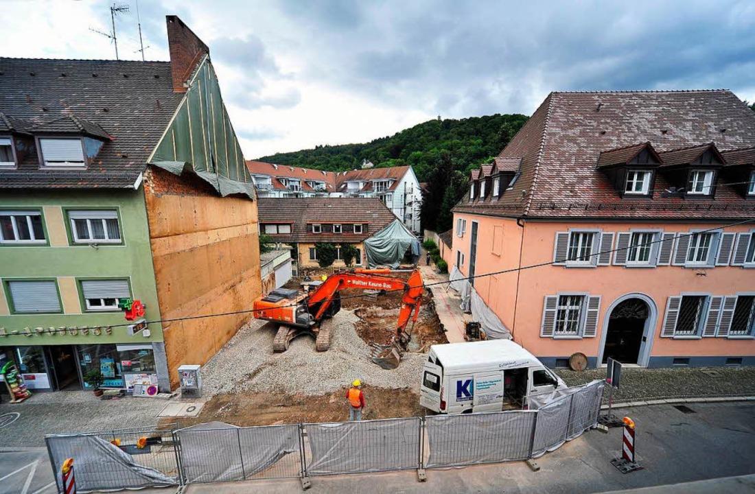 Wohnungsnot: Sollen Eigentürmer von Baulücken enteignet werden können?  | Foto: Thomas Kunz
