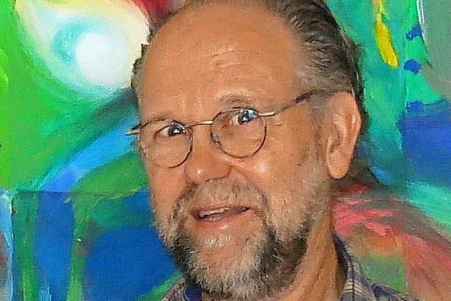 Abschied von Schulleiter Jürgen Kaltenbacher in Neuenburg