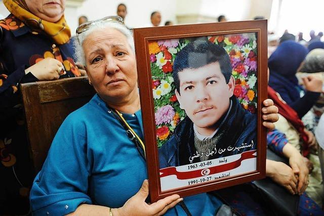 Gericht beschäftigt sich mit staatlicher Folter in Tunesien