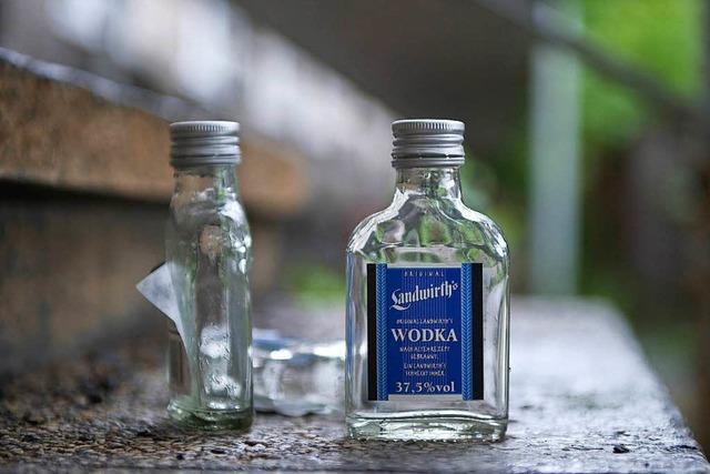 54-Jähriger lag mit 3,7 Promille Alkohol im Blut auf dem Bahnsteig