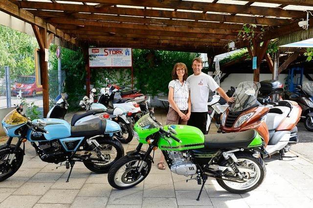 Für Motorradfahrer auf Werkstattsuche wird die Auswahl kleiner