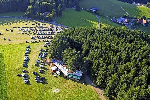 44. Heidburgfest vom 4. bis 6. August in Elzach