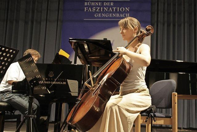 Internationale Kammermusikakademie Gengenbach präsentiert ihre diesjährigen Teilnehmer