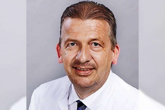 Neuer Chefarzt für die Notaufnahme