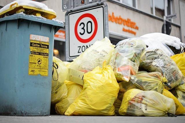 Warum wird Müll getrennt?