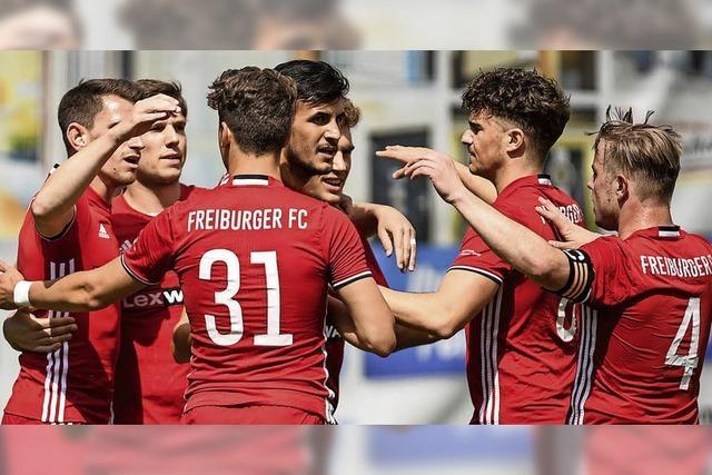 Der nächste Anlauf des Freiburger FC