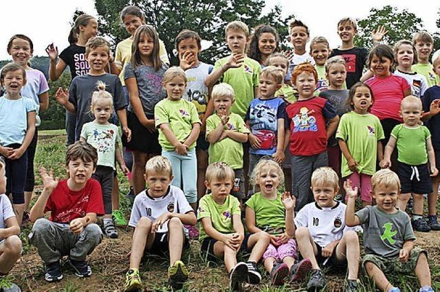 Erstes Sommerfest im neuen Gemeinschaftshaus