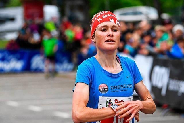 DLV nominiert Stefanie Doll für Berglauf-WM