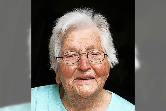 Auch mit 90 Jahren immer noch