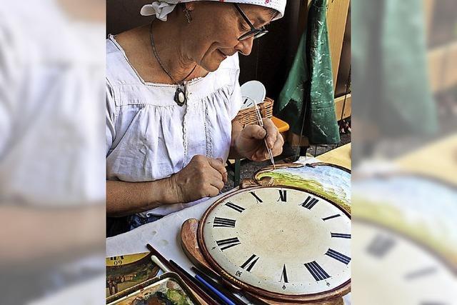 Altes Handwerk in großer Vielfalt