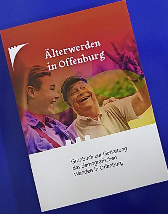 "Das ""Grünbuch""  | Foto: Barbara Puppe"