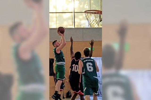 Sport treiben und über den Glauben sprechen