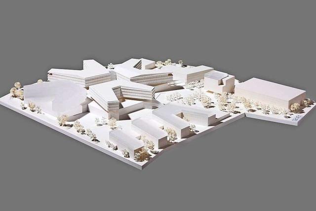 Architekten bewerten das Verfahren zum Zentralklinikum als inakzeptabel