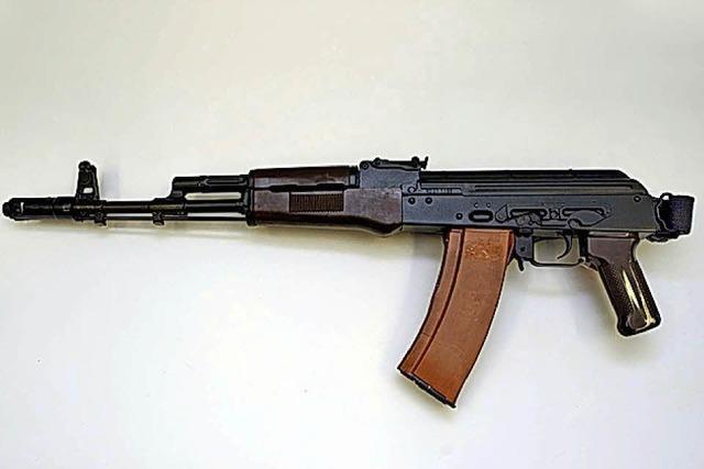 In Freiburg wurden während der Waffenamnestie 194 Waffen abgegeben