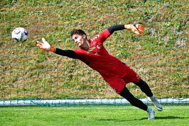 Bei der SC-Reserve fallen gegen den VfB sieben Tore in 50 Minuten