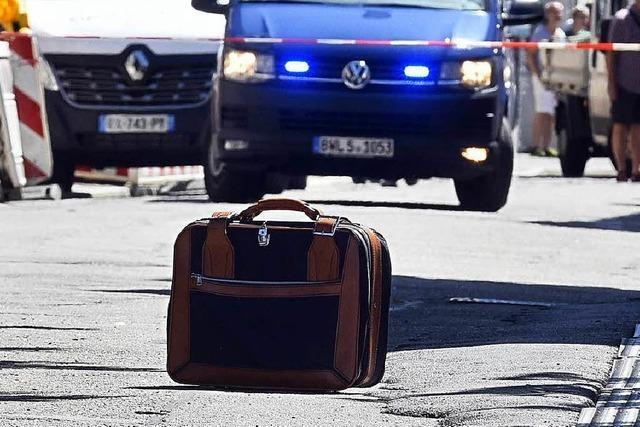 Polizei ermittelt Tatverdächtigen nach Bombendrohung in der Herrenstraße