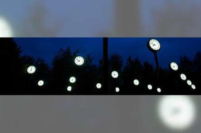 Breisgau bei Nacht