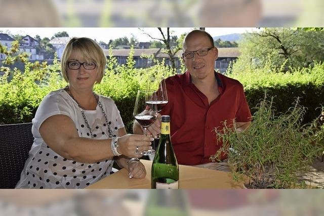 Wieder ein Weinfest für die Stadt