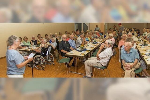 40 Jahre Altenwerk Kippenheim