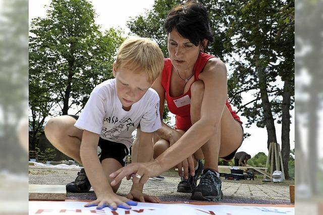 Wie Kinder lernen, Künstler zu werden