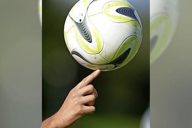 Die Leichtigkeit des Balls