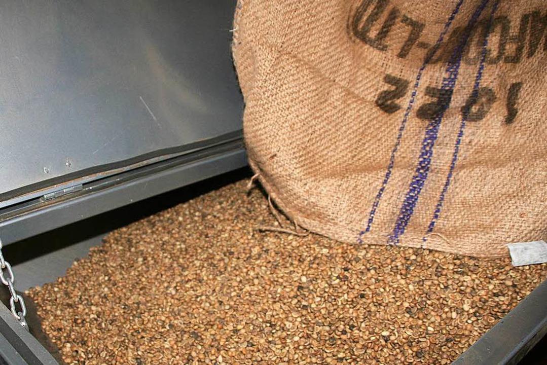 Trotz massiver Unruhen in Kamerun &#82...8211; ist das Kaffeeprojekt gesichert.  | Foto: Marlies Jung-Knoblich