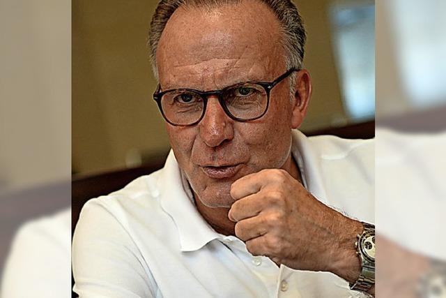 Harte Attacken in Richtung DFB-Spitze