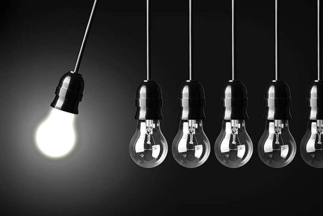 Wie kommen neue Ideen zustande?  | Foto: chones - stock.adobe.com
