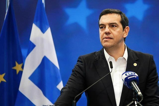 Griechische Verlockungen: Tsipras will die Reformen zurückdrehen