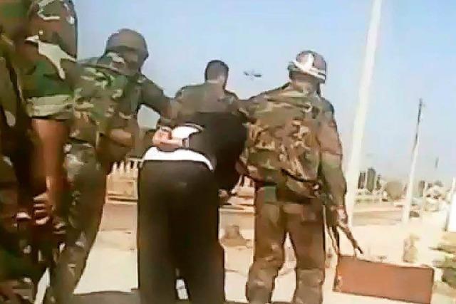 Syriens Diktator Bashar al-Assad ist siegessicher