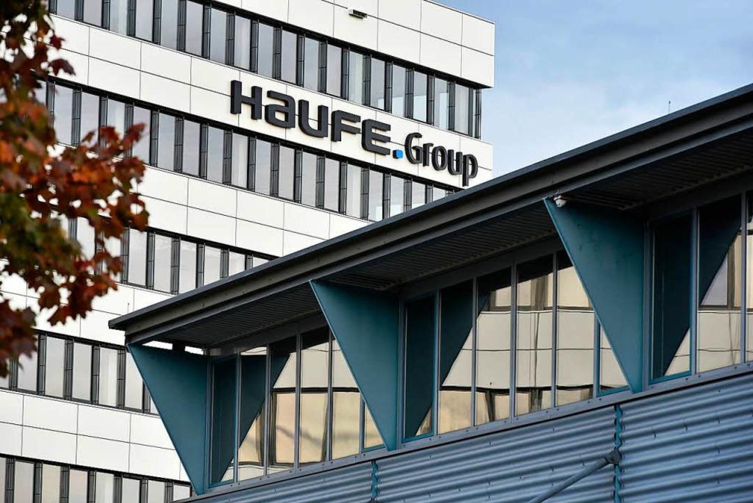 Auf Wachstumskurs – die Freiburger Haufe-Gruppe.   | Foto: Thomas Kunz