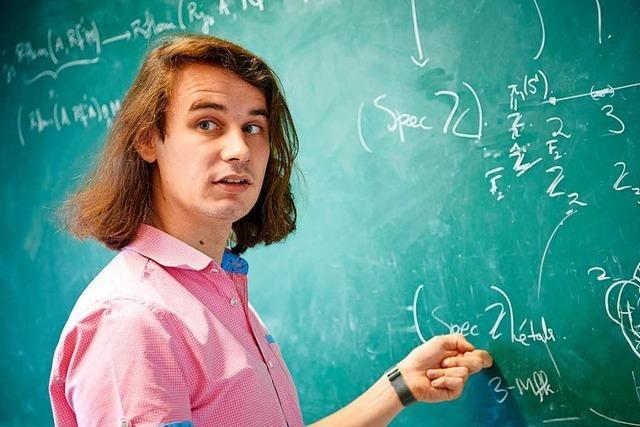 Peter Scholze ist ein Mozart der Mathematik