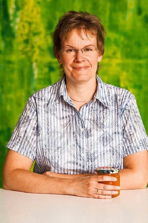 Heidrun Iwan aus Waldkirch-Buchholz.  | Foto: Michael Wissing