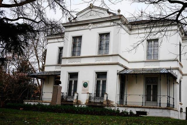 Der Stifter, sein Stadtpark und die Rolle der Stadt Lahr