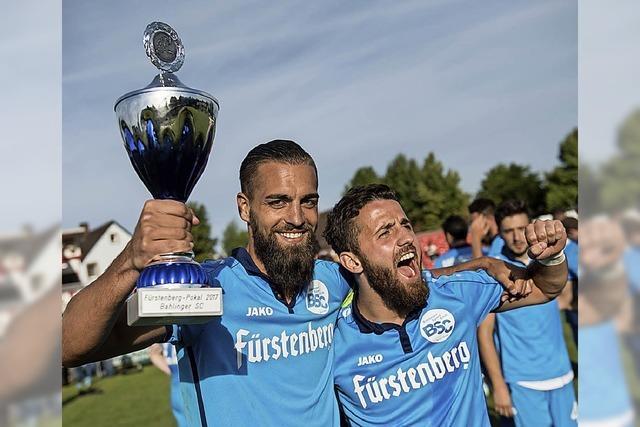 Kaiserstuhl-Cup in Bahlingen
