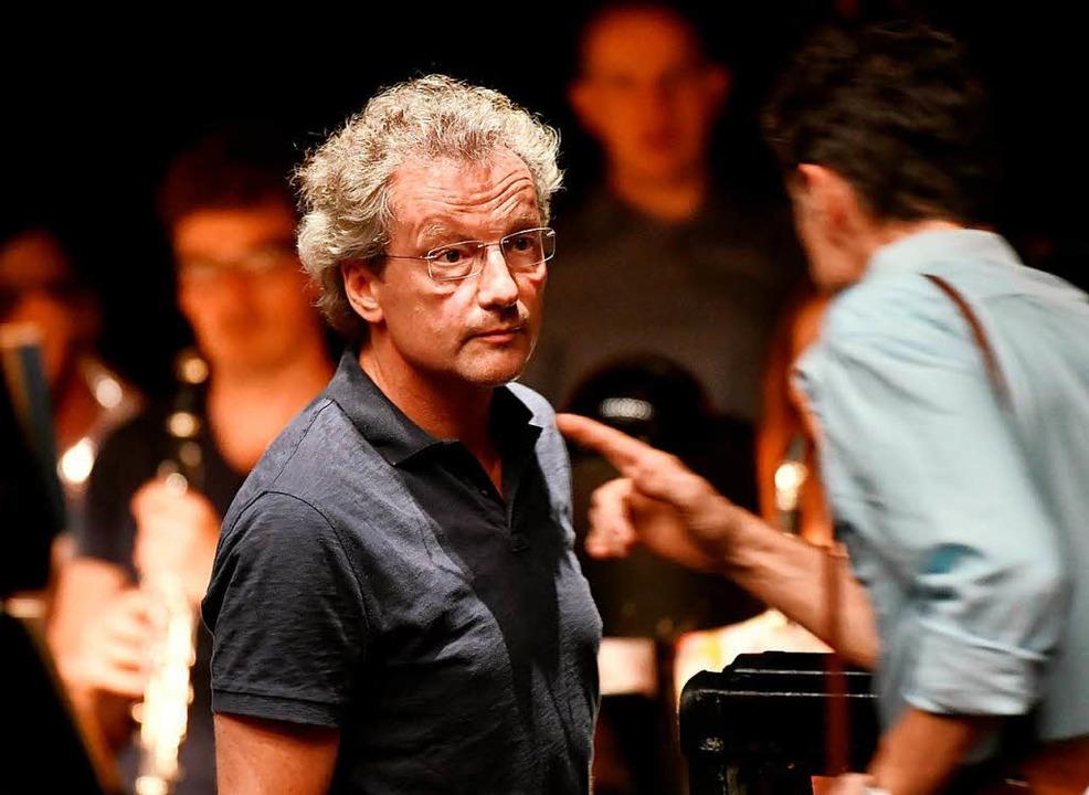Dirigent Franz Welser-Moest  | Foto: AFP