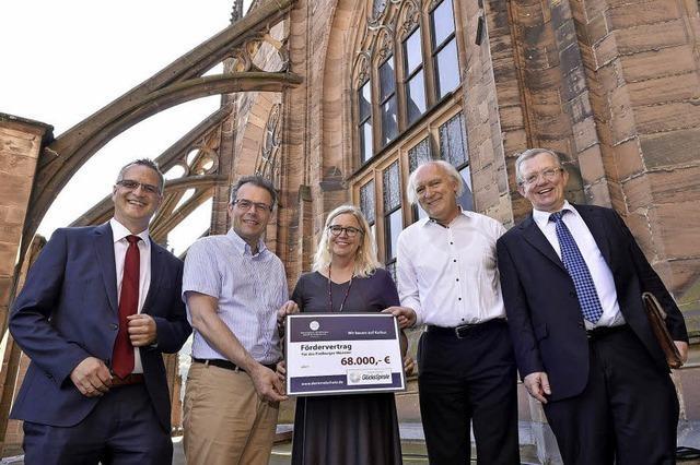 68 000 Euro für das Münster