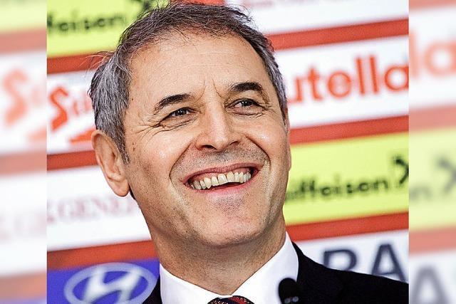 FC Basel setzt in der Krise auf Routinier Koller