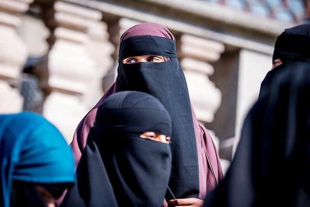 In Dänemark sind Burka und Niqab jetzt verboten