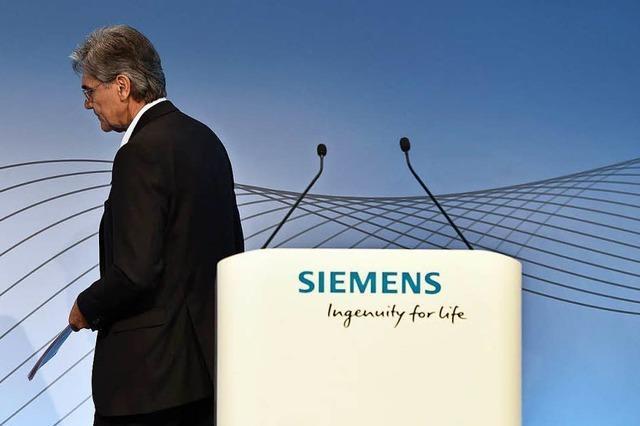 Siemens: Eine Radikalkur ist keine Garantie für den Erfolg