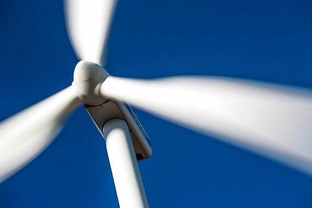 In der Windenergie-Branche sind Arbeitsplätze in Gefahr
