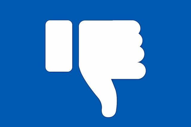 Facebook sperrt Userin, die Rechtsextreme als