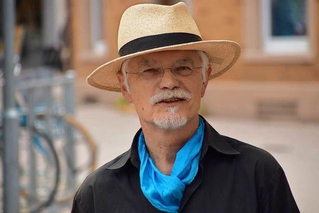 Berühmter Mundart-Literat Markus Manfred Jung geht in den Ruhestand