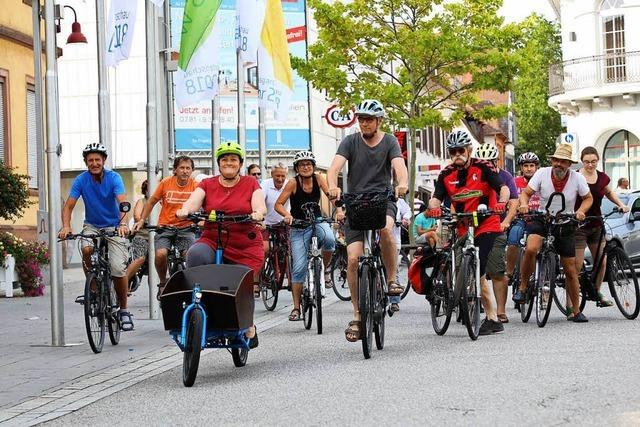 Critical Mass in Lahr: