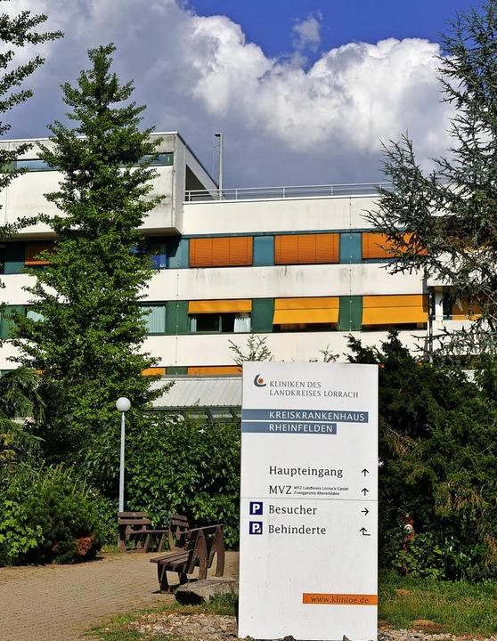 Der Krankenhausförderverein wünscht si...ie Zukunft ein medizinisches Zentrum.   | Foto: Ingrid Böhm-Jacob/Rolf Reißmann