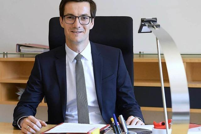 Freiburger OB Horn bezieht nochmal Stellung zum Flüchtlingsthema