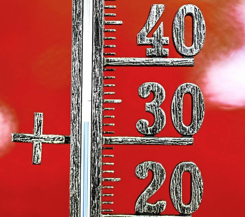 Heißer Saisonstart: Bis zu 35 Grad werden an diesem Wochenende erwartet.   | Foto: Seeger (DPA)