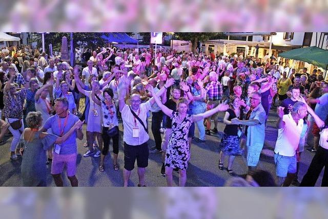Die Innenstadt wird zur fröhlichen Tanz-Meile